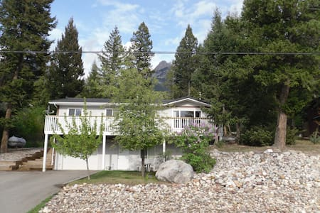 BEAUTIFUL MOUNTAIN RETREAT 3BRD - Fairmont Hot Springs - Ev