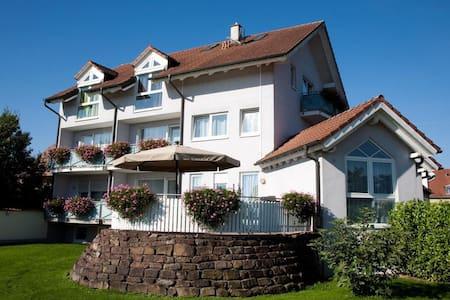 Gästehaus zur offenen Tür - Zimmer 3 - Rheinhausen - เกสต์เฮาส์