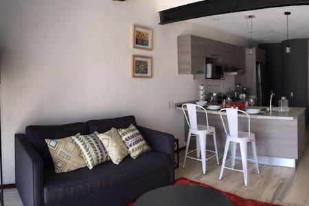Moderno Loft Pedregal de Marfil II, en Guanajuato - Marfil - Apartamento