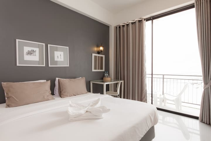 Superior Room with Private Balcony