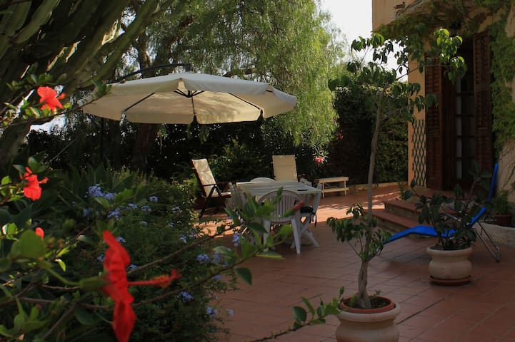 Casa Falso Pepe-Camera delle Vele - Realmonte - Bed & Breakfast
