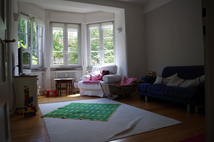 Nice 4 room apartment - Frankfurt - Apartment