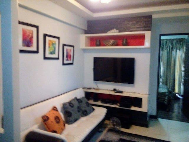 For rent 2 br unit (fully furnishe) - Muntinlupa - Rumah