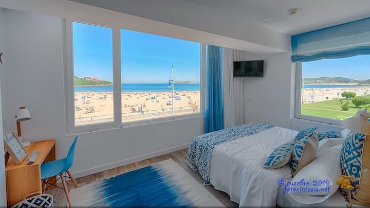 La Surfería Habitación doble Premium
