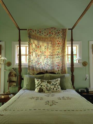 Luxury by Saluda Lake - กรีนวิลล์ - บ้าน