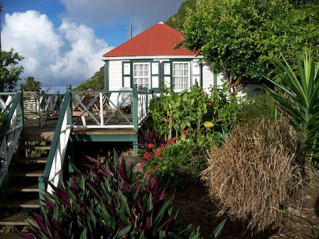 Althea Cottage - Windward Side - Huis