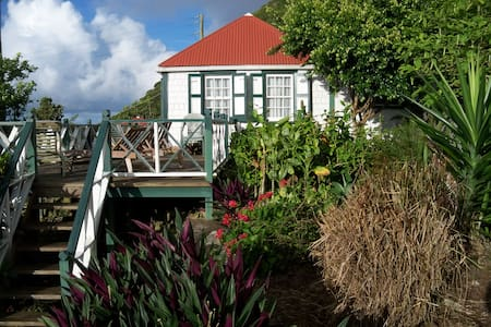Althea Cottage - Windward Side