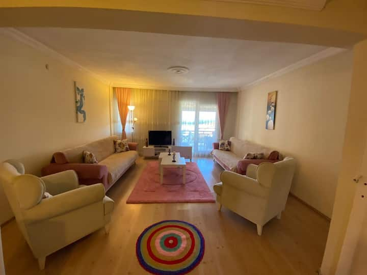 Cozy 3 BR Duplex near Beach and Colorful Attractions in Ayvalik
