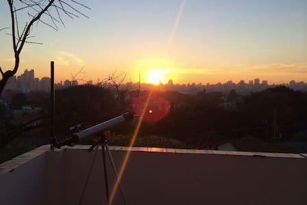 The Voyeur Rooftop - São Paulo - Bed & Breakfast
