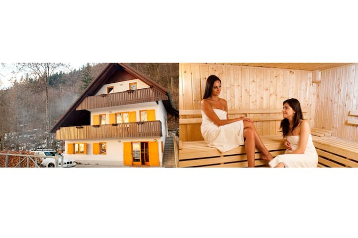 Holiday house with Finnish Sauna