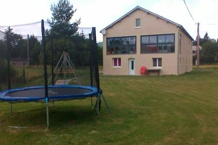 Appartement coquet - Saint-Sauveur-Camprieu