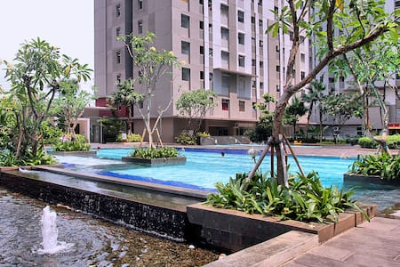 Sea Side Charming Apartment Jakarta