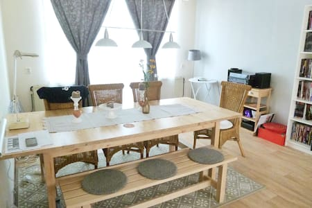 Centrally located lovely private room - Rotterdam - Apartment