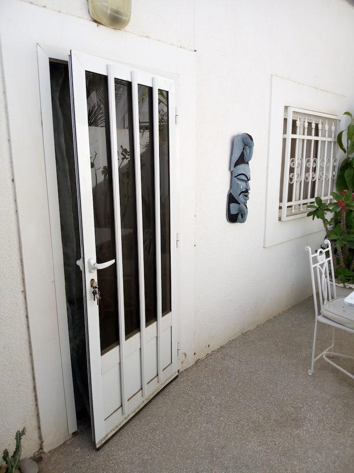 Studio et petit appartement