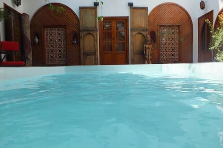 ★★POOL VIEW ★★ PRIVATE SUITE ★★ - Marrakech - Bed & Breakfast