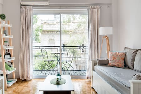 Charming Apart with best location in Palemro Soho.
