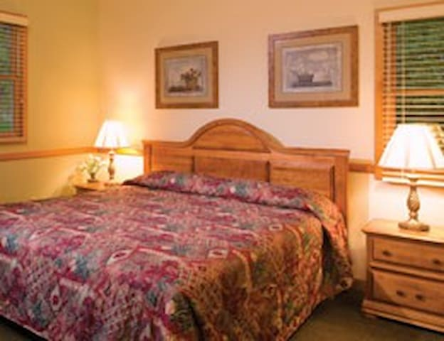 Winter Holiday Vacation in Poconos - East Stroudsburg - House