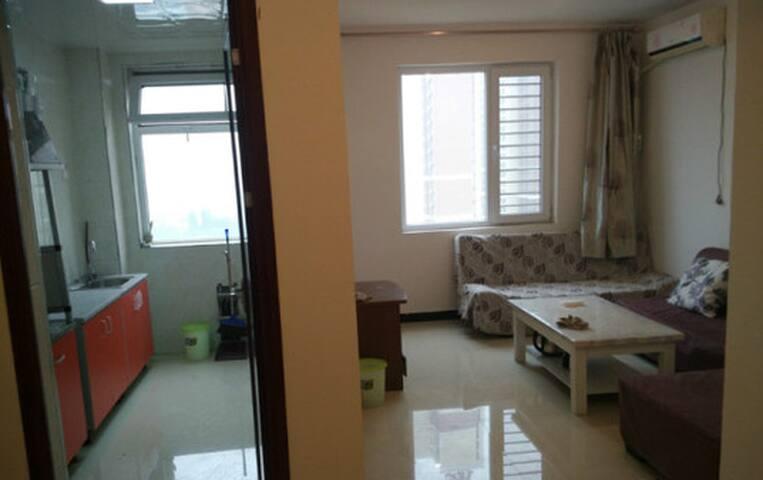 有家有爱有温馨  一室一厅短租公寓 - Baoding - Byt