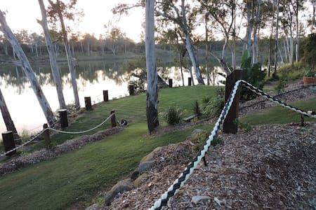Platypus Park Riverside Retreat - South Kolan - Villa