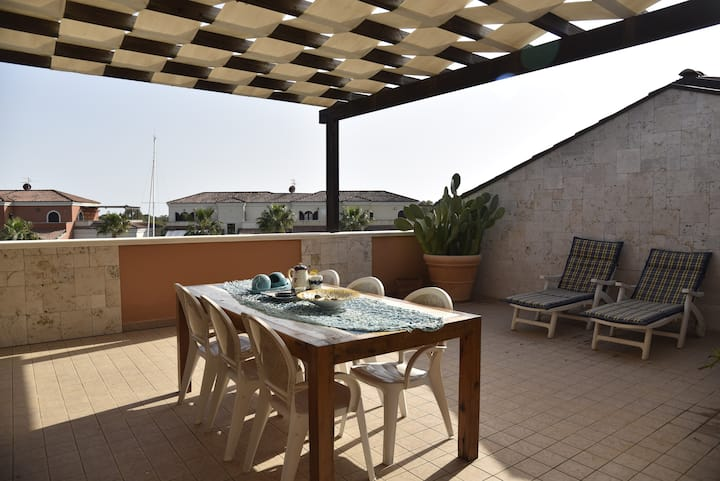 Luxury Penthouse in Marinagri