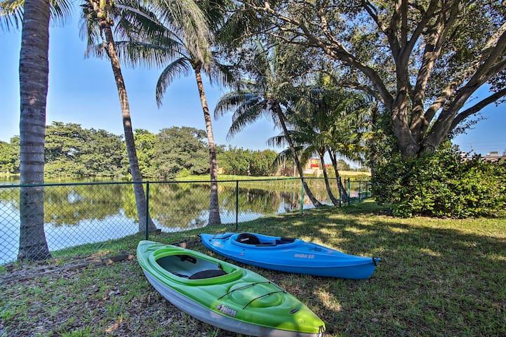 NEW! Hidden Gem: Lakehouse w/ Kayaks - Beach 9 Mi!
