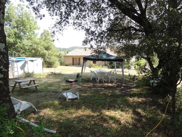 Gîte en Provence - Barjols - Appartement