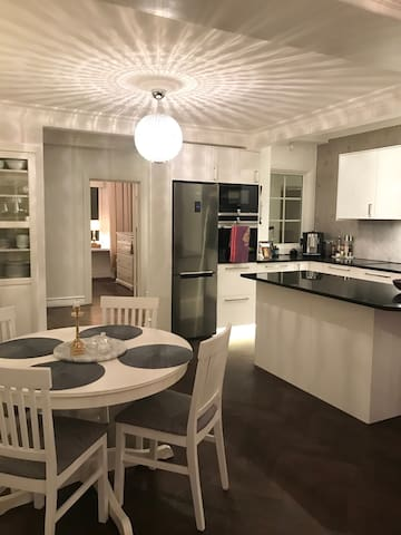Cosy apartment close to citycenter & Liseberg.