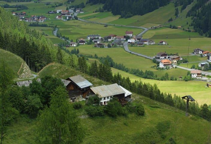 Behutsam restauriertes Bauernhaus