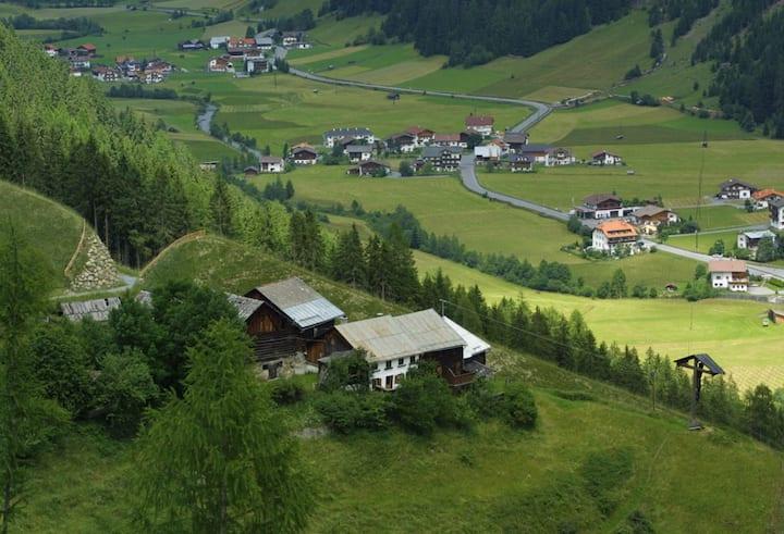 Denkmal geschütztes Bauernhaus - Ögghof 222, Tirol