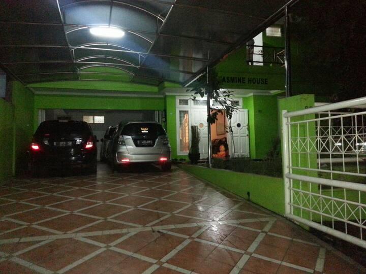 The Bogor Jasmine House