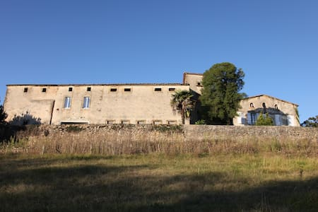 Maison de caractère vue s/Pyrénées - House