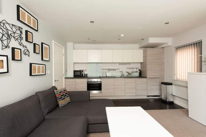 2 Bedroom Apartment in Ancoats!