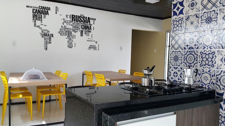Hostel M2H - Parnaíba - Hostel