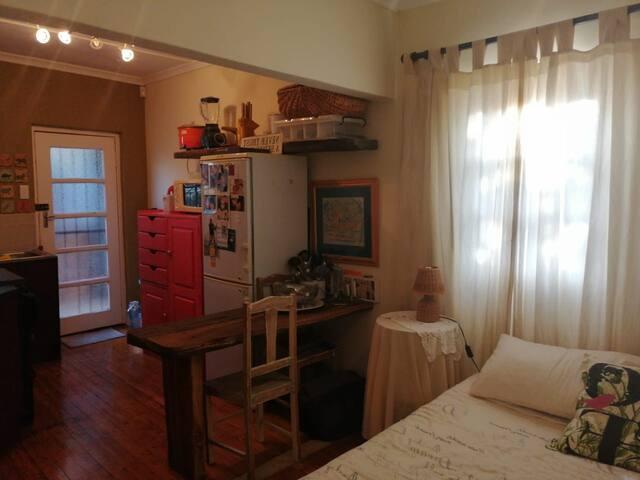 Comfy Garden Apartment