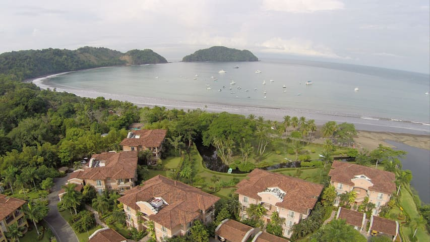 Luxury Oceanfront Los Suenos Condo - Marriott