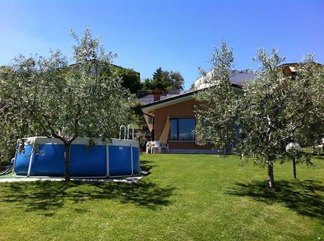 VILLA Maggie - Lake view and  pool - Soiano - Villa