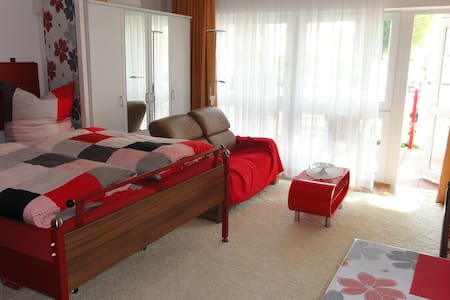 Apartment near Lake of Constance  - Friedrichshafen - Apartamento