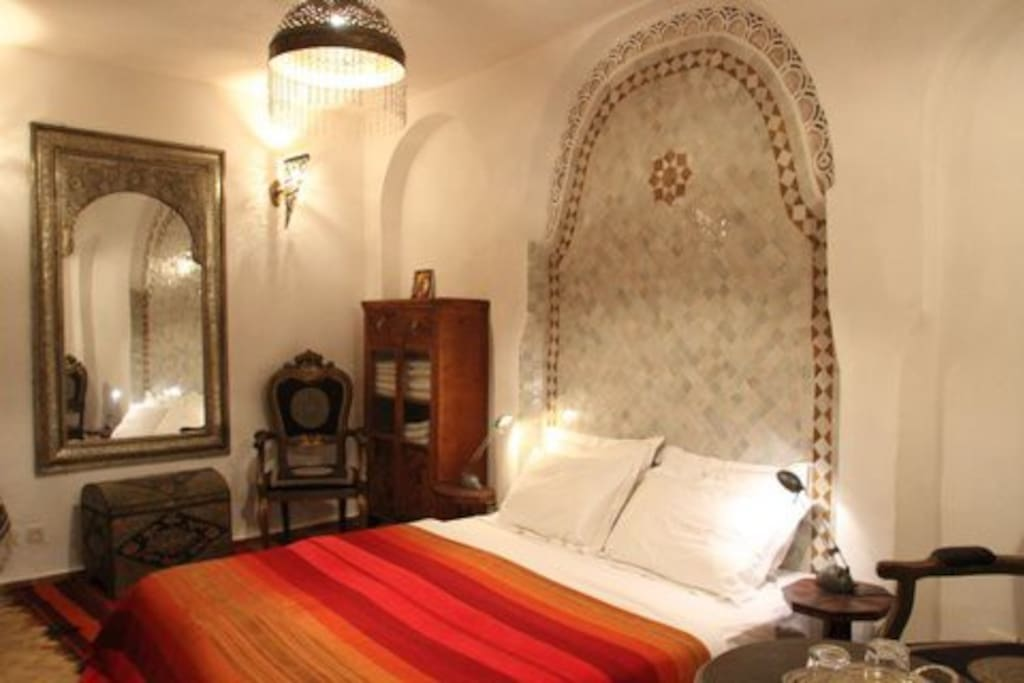 Aladdins room - double bed or two single beds