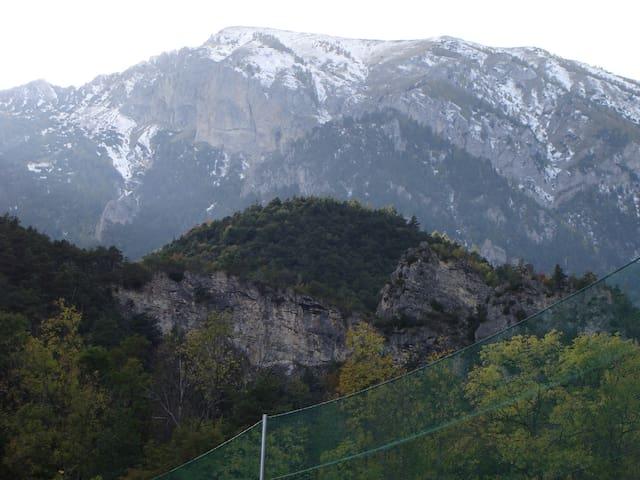 escapade en montagne - Breil-sur-Roya - Apartment