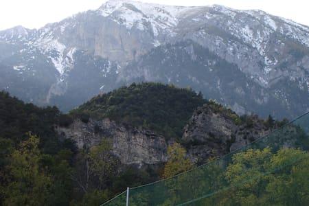 escapade en montagne