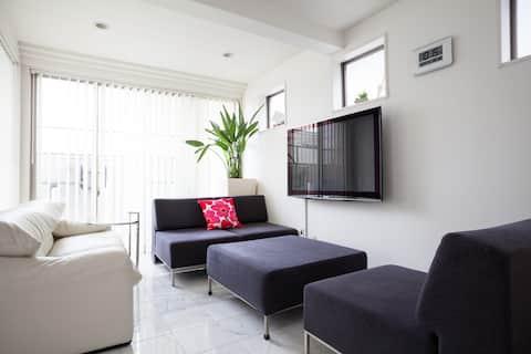 SHIBUYA12min/Fancy&Warm house