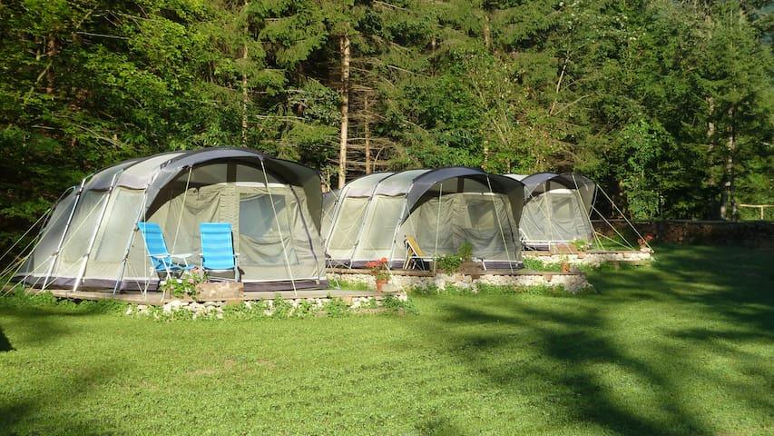 XXL tents Motolux***** - Braslovče