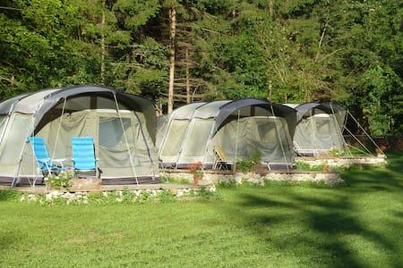 XXL tents Motolux***** - Braslovče - Tienda de campaña