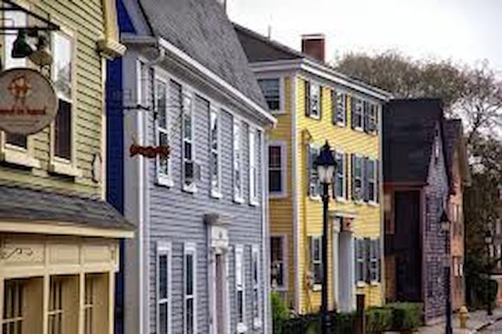 Beautiful, historic, harbor town - Marblehead - Wohnung