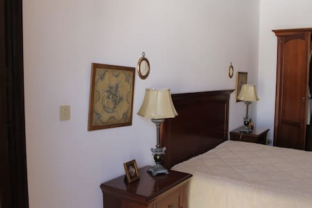 Room JET7- privado with shared wc - Casa