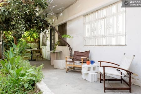 Stylish 1-BR Apartment with garden - Beirut