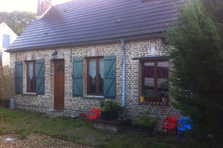 Longère ancienne proche de Beauvais - Sainte-Geneviève
