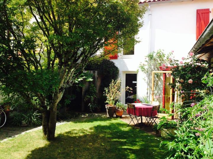Calme, convivialité près de Nantes