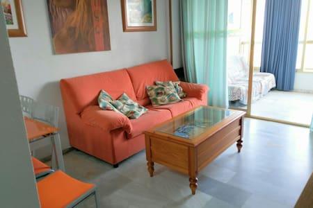 Apartamento playa Levante, terraza, piscina, garaj - Benidorm - Apartmen