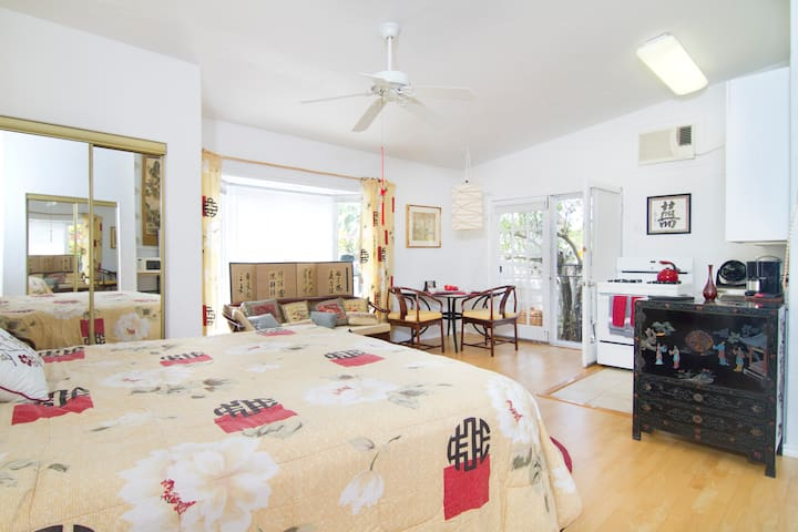 Large, Elegant Studio - Kailua - House